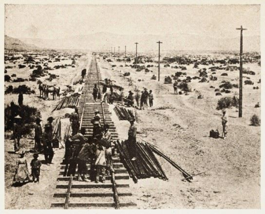 How Much Did It Cost To Build The Transcontinental Railroad