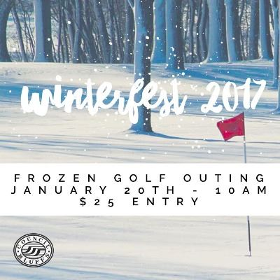 Winterfest Golf Outing