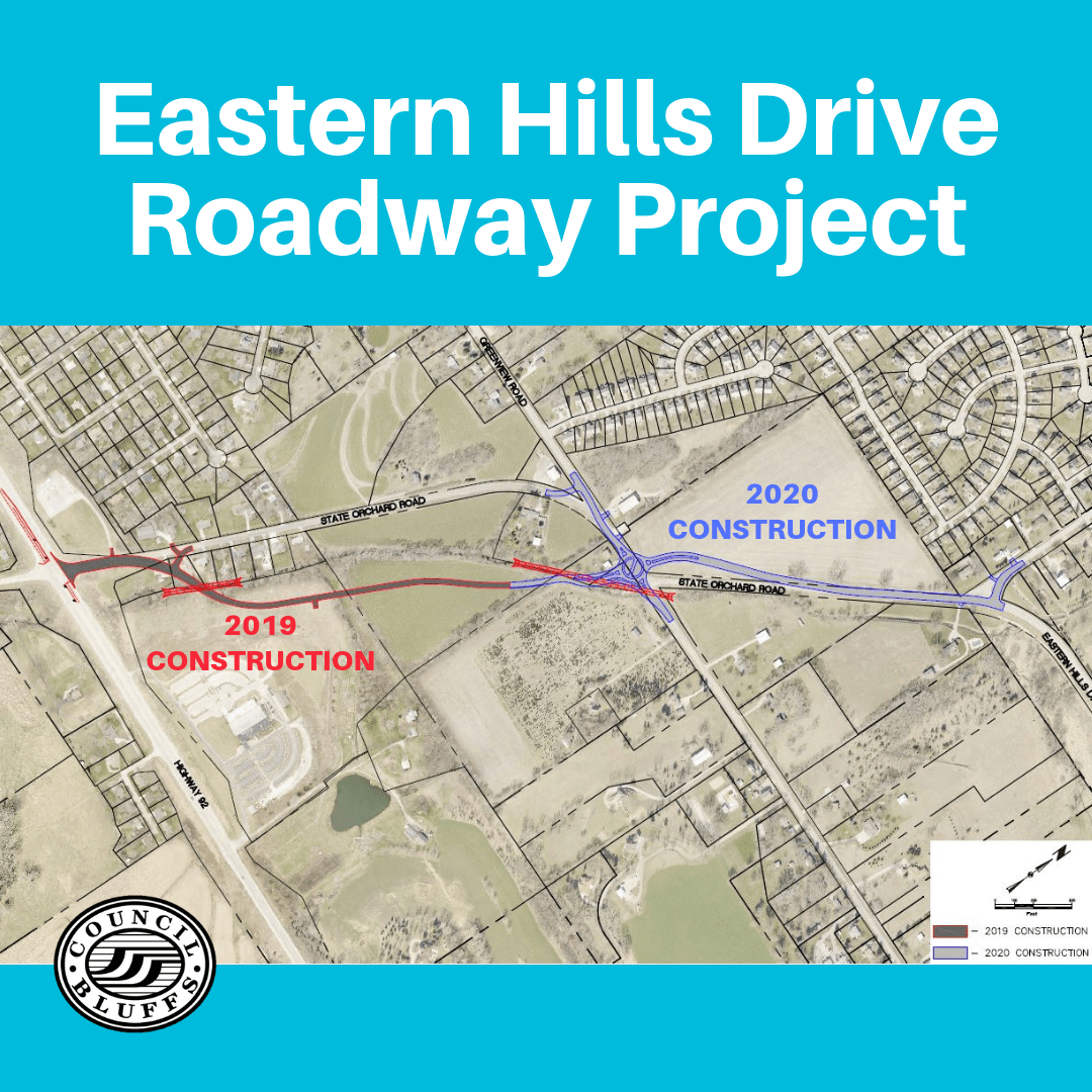 Copy of Eastern Hills Drive Roadway Project
