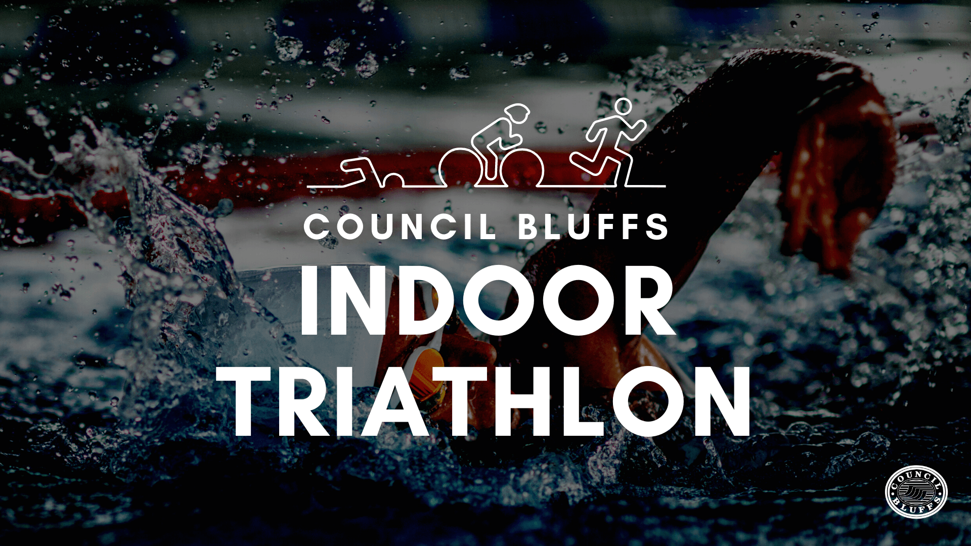 Indoor Triathlon Event Photo (3)