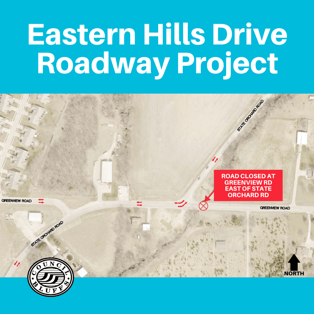 Copy of Eastern Hills Drive Roadway Project (1)