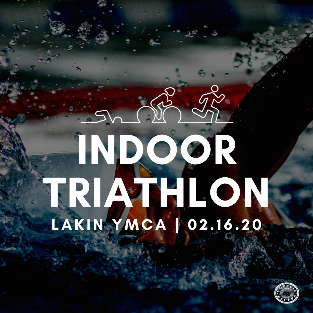 square  Indoor Triathlon Event Photo