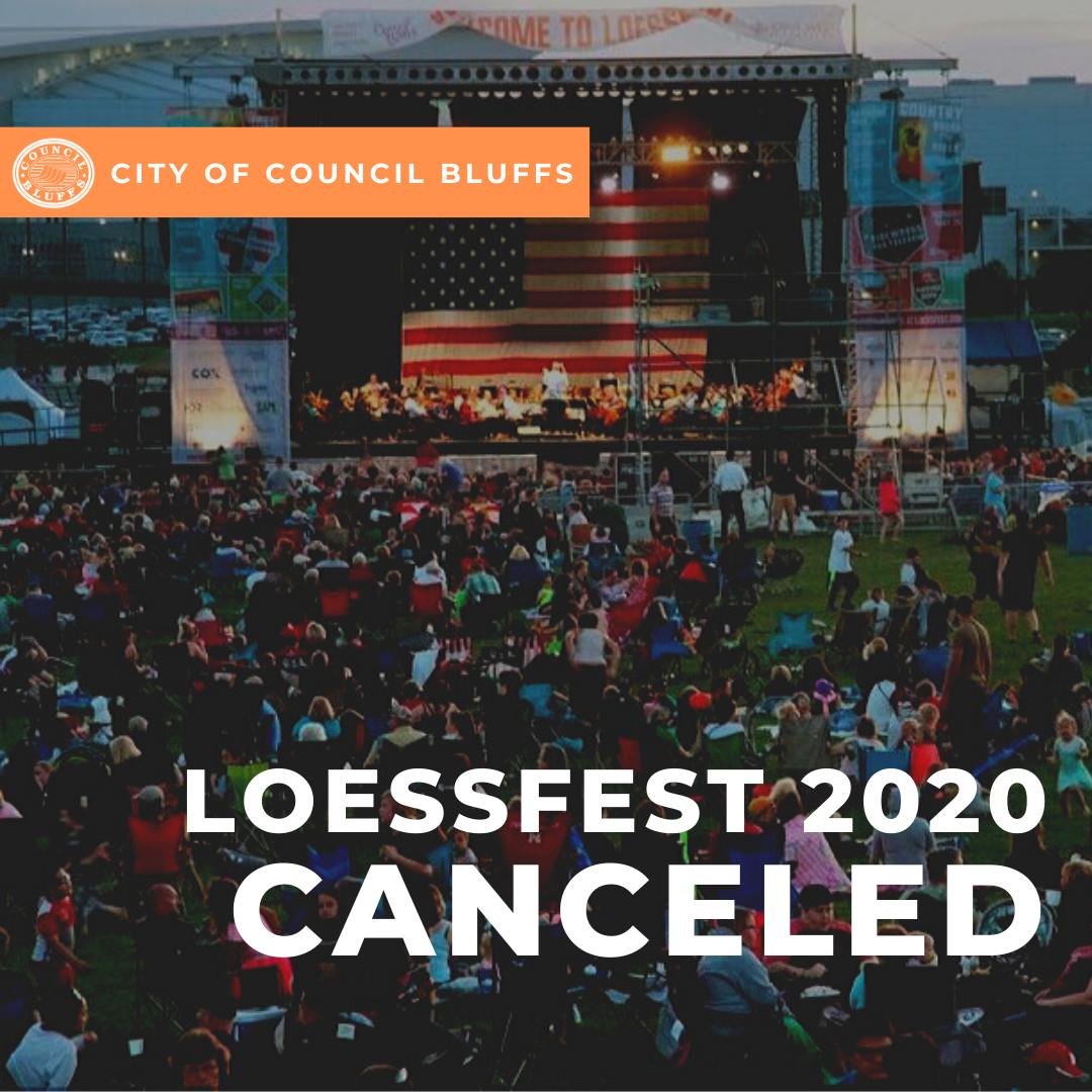 Loessfest Cancelation