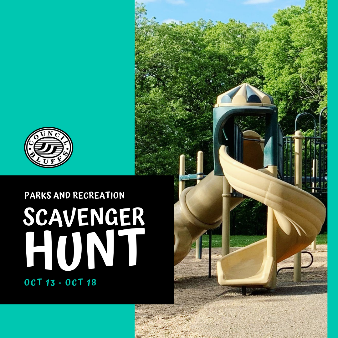 Parks Scavenger Hunt News Graphic (1)