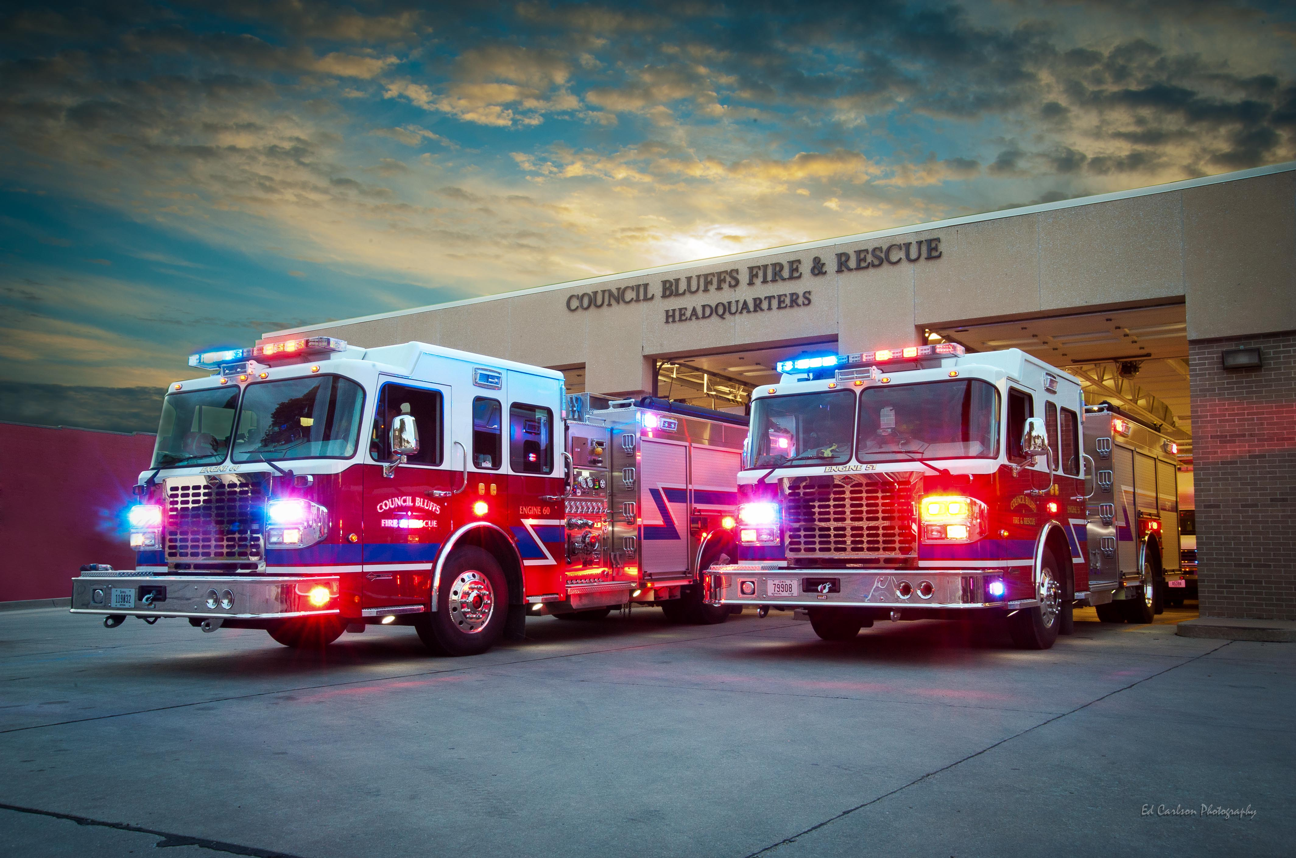 Council Bluffs Fire Department