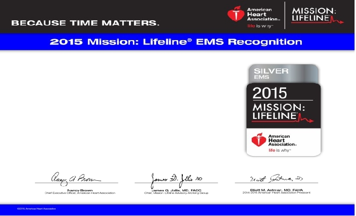 EMS Recognition