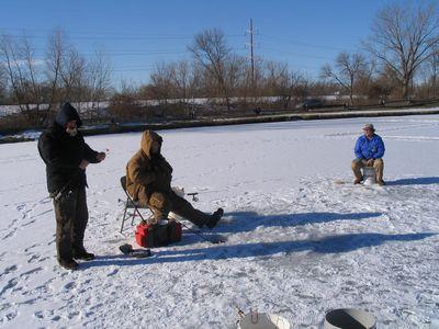 Google images for Ice fishing iowa