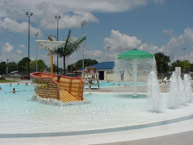 Pirate Cove Water Park 1