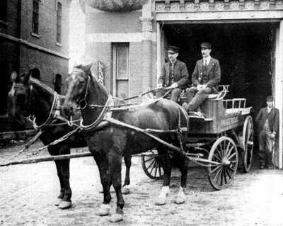 Patrol wagon